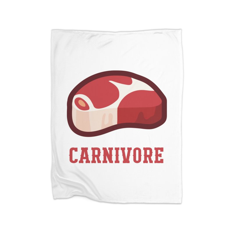 Carnivore Home Blanket by inkhip's Artist Shop