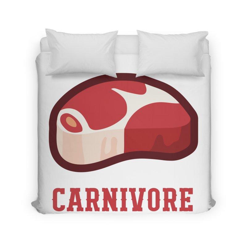 Carnivore Home Duvet by inkhip's Artist Shop