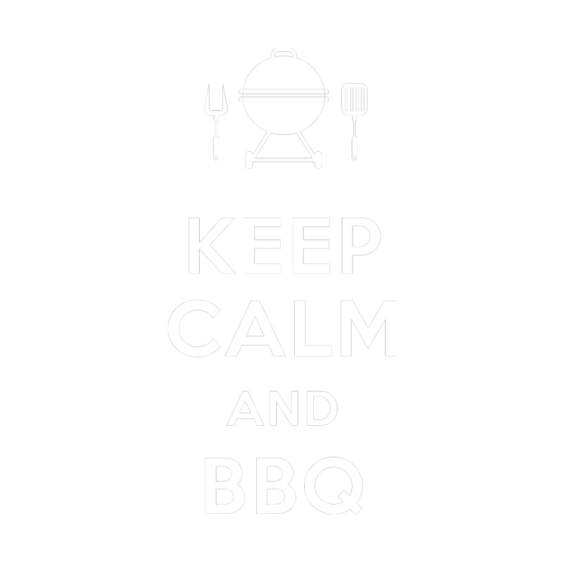 Keep Calm & BBQ None  by inkhip's Artist Shop