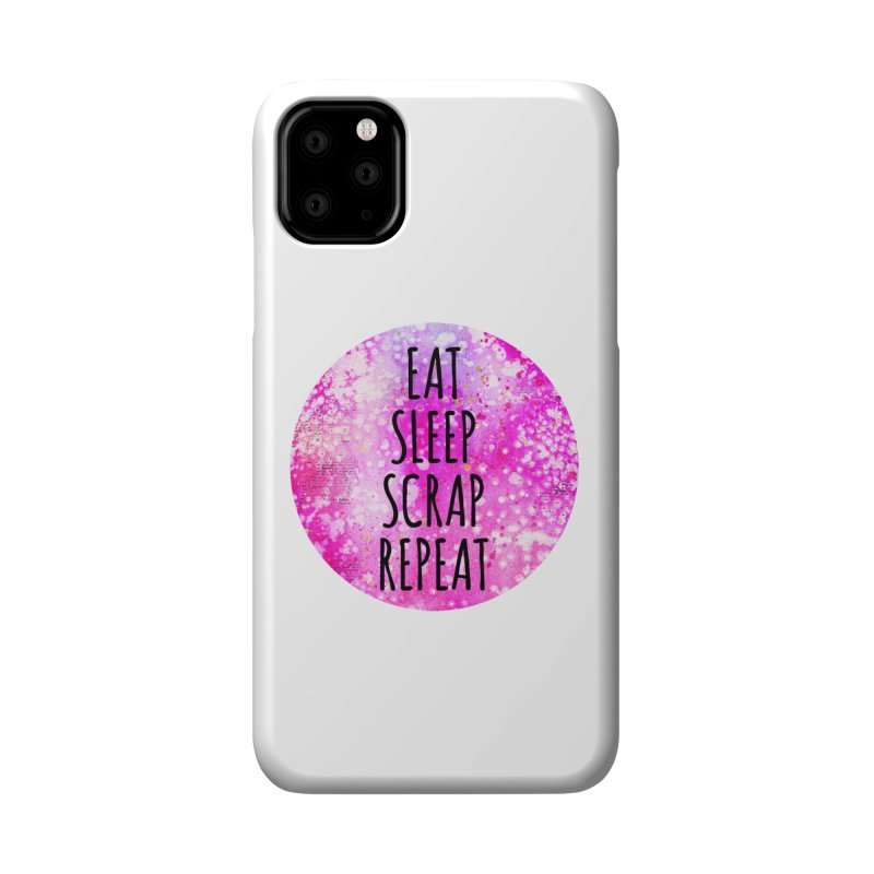 The Scrap Cycle Accessories Phone Case by Inkie Quill Shop