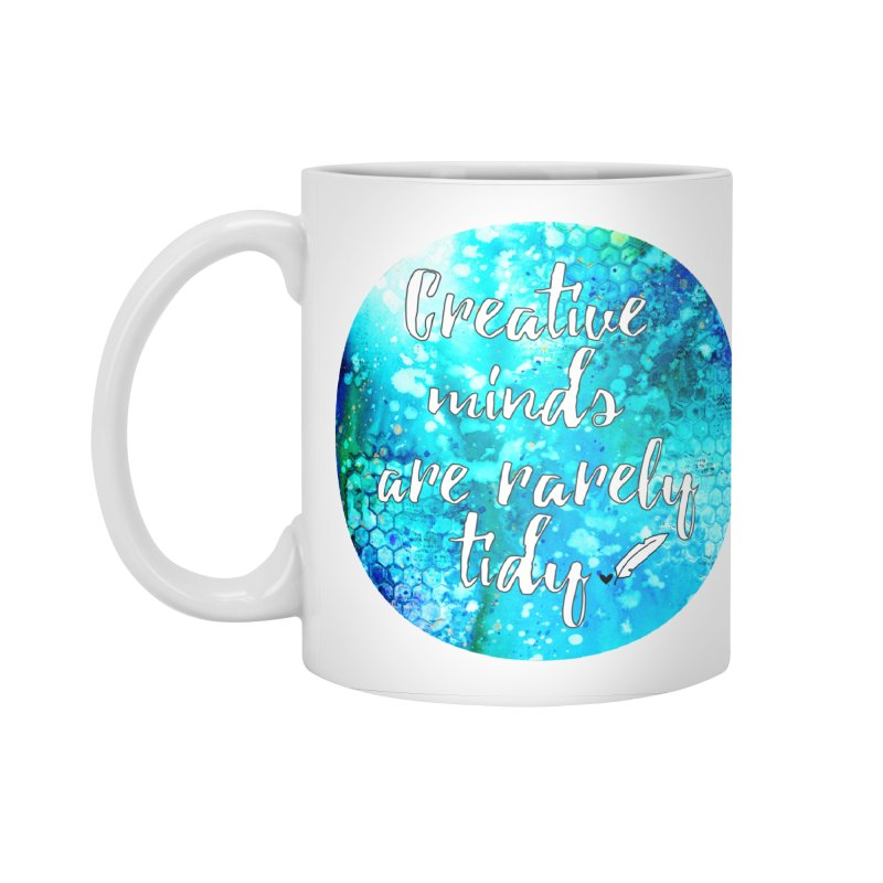 Creative Minds Accessories Standard Mug by Inkie Quill Shop