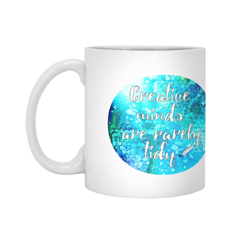 Creative Minds Accessories Mug by Inkie Quill Shop
