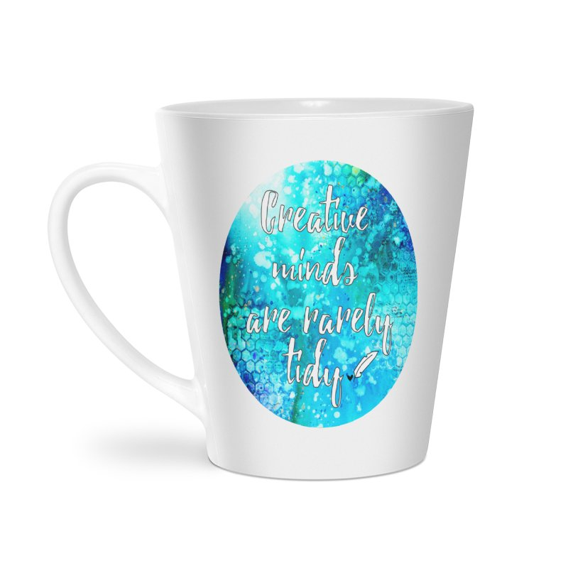 Creative Minds Accessories Latte Mug by Inkie Quill Shop