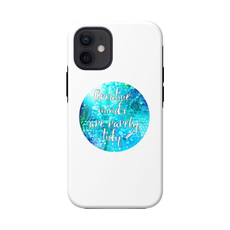 Creative Minds Accessories Phone Case by Inkie Quill Shop