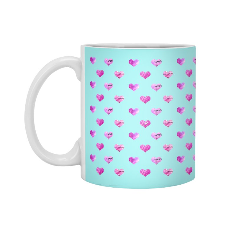 Lots of Love Accessories Standard Mug by Inkie Quill Shop