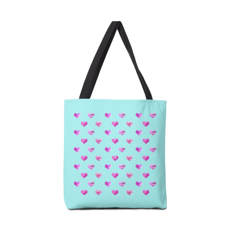 Lots of Love Accessories Bag by Inkie Quill Shop