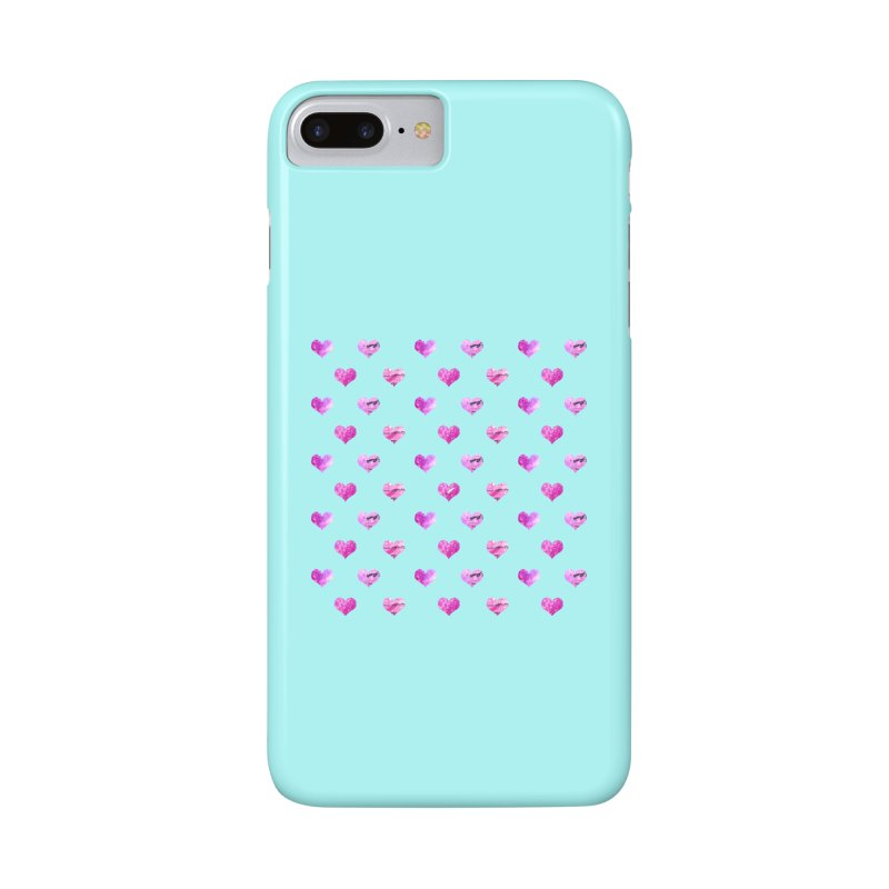 Lots of Love Accessories Phone Case by Inkie Quill Shop