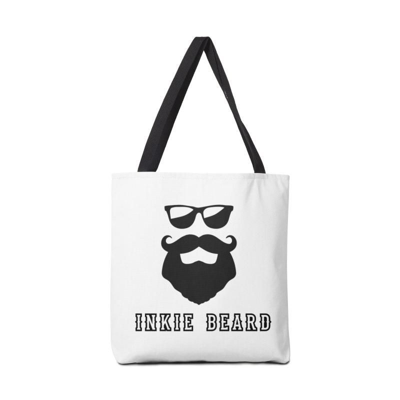 Inkie Beard Classic Accessories Tote Bag Bag by Inkie Quill Shop