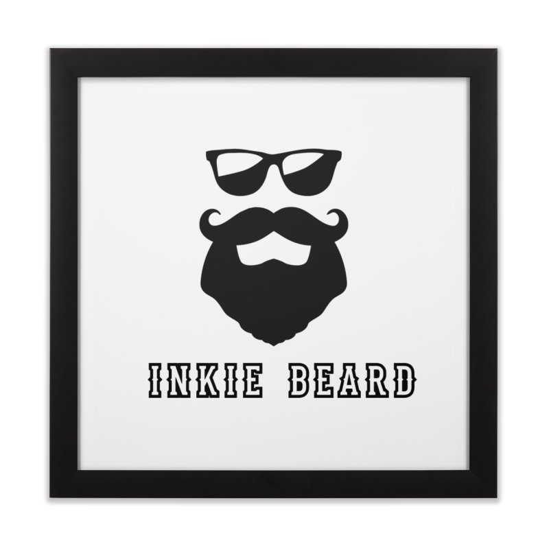Inkie Beard Classic Home Framed Fine Art Print by Inkie Quill Shop