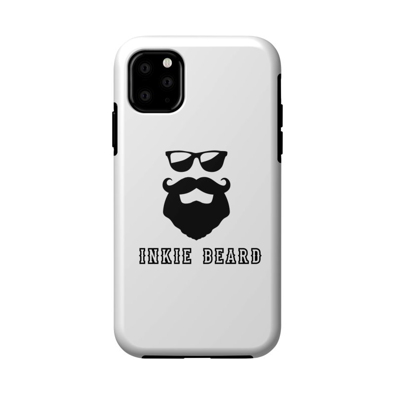 Inkie Beard Classic Accessories Phone Case by Inkie Quill Shop