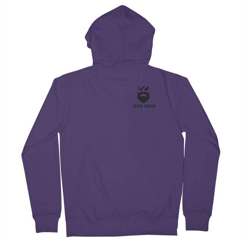 Inkie Beard Classic Women's Zip-Up Hoody by Inkie Quill Shop