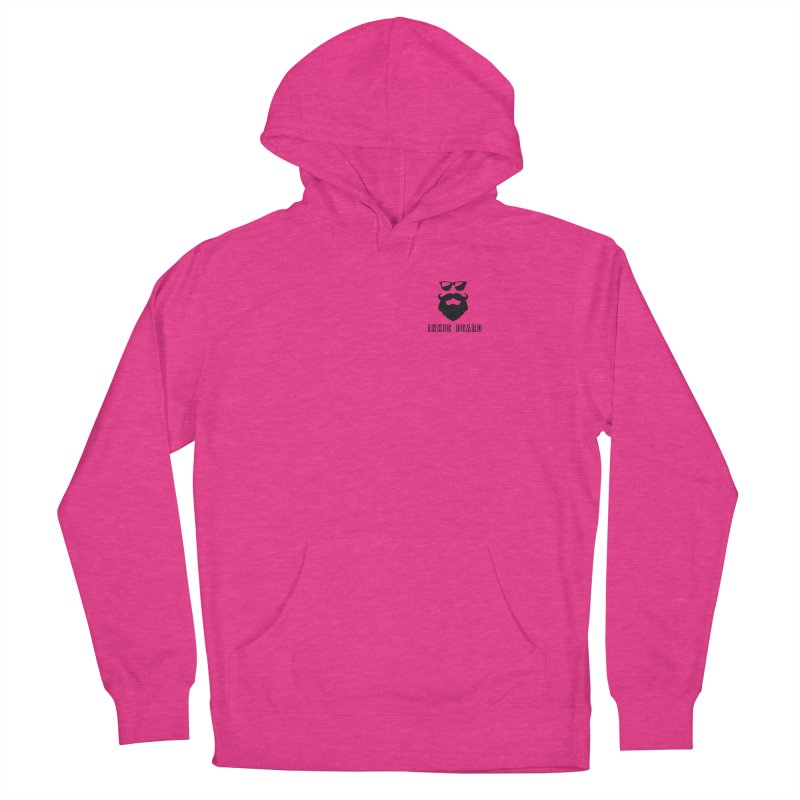 Inkie Beard Classic Men's Pullover Hoody by Inkie Quill Shop