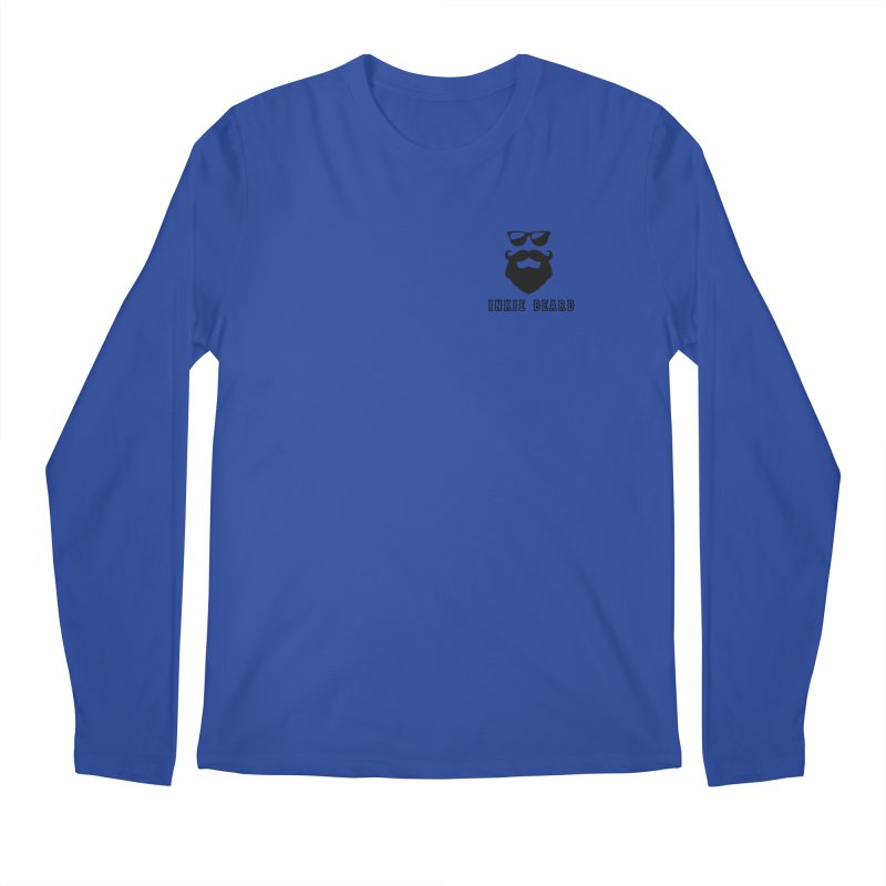 Inkie Beard Classic Men's Regular Longsleeve T-Shirt by Inkie Quill Shop
