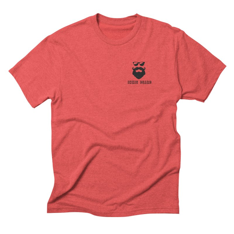 Inkie Beard Classic Men's Triblend T-Shirt by Inkie Quill Shop