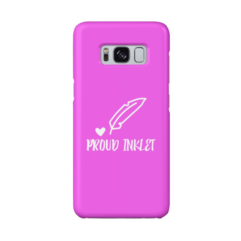 Proud Inklet Accessories Phone Case by Inkie Quill Shop