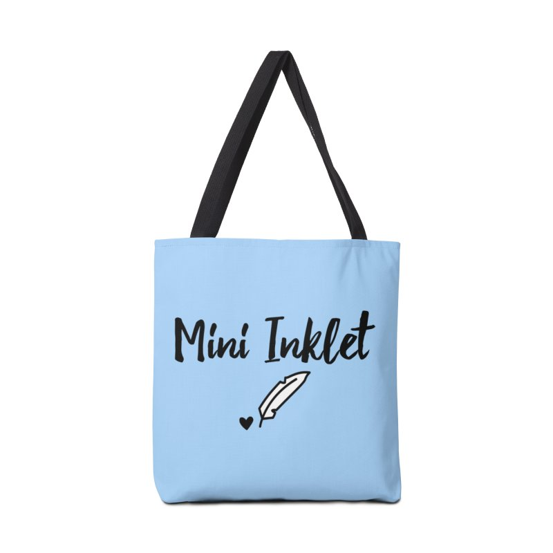 Mini Inklet ~ Kids Only Accessories Tote Bag Bag by Inkie Quill Shop
