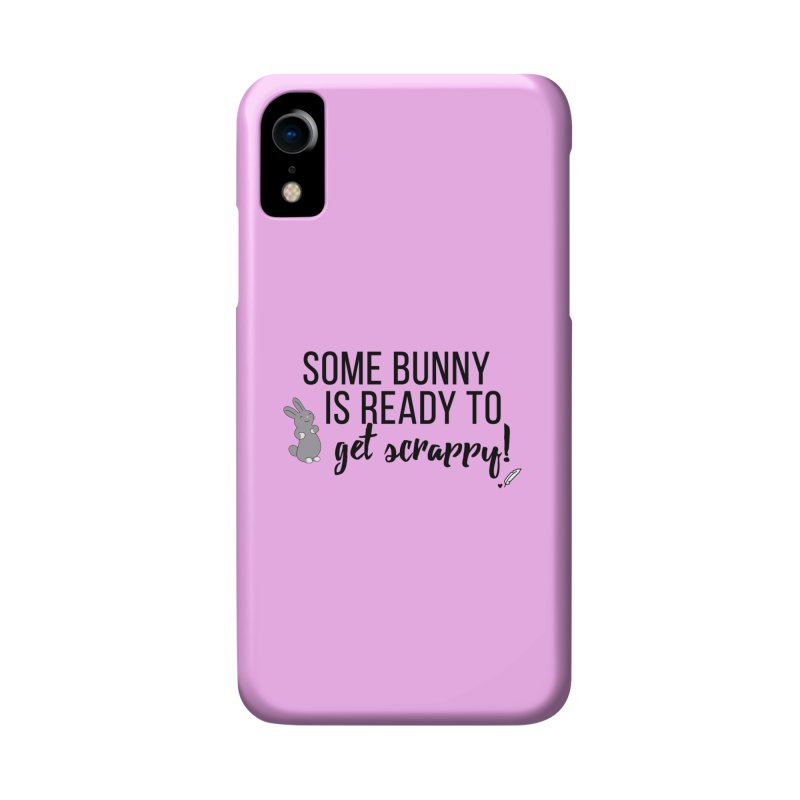 Some Bunny  Accessories Phone Case by Inkie Quill Shop