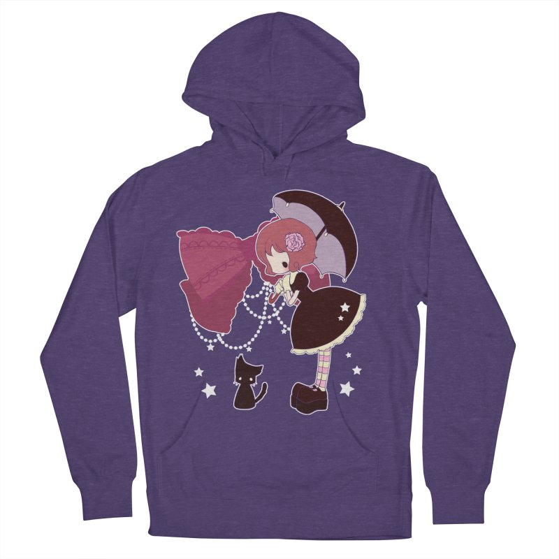 Take me home in Women's French Terry Pullover Hoody Heather Purple by Inma's store