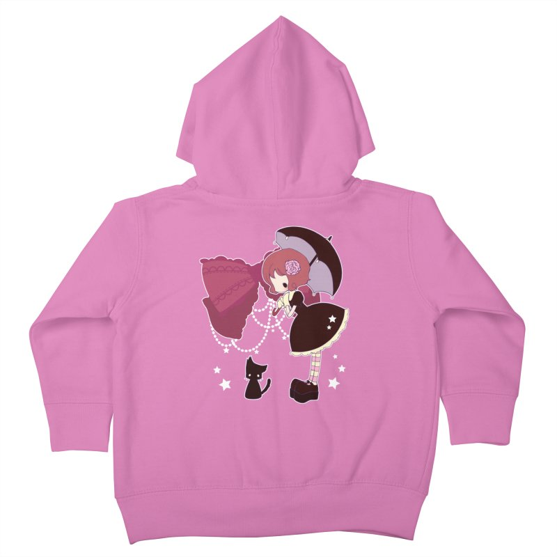 Take me home Kids Toddler Zip-Up Hoody by Inma's store
