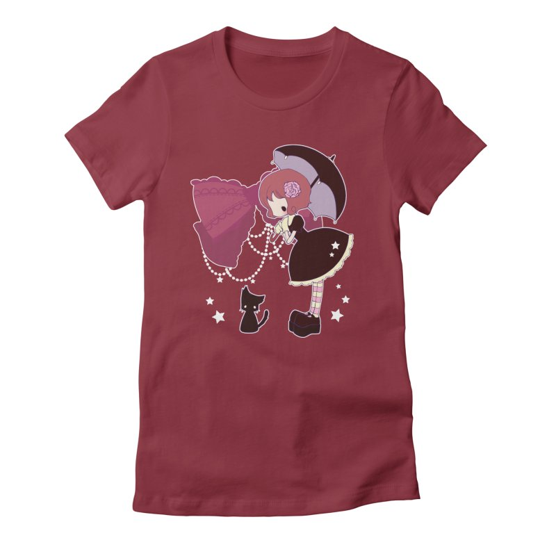 Take me home Women's Fitted T-Shirt by Inma's store