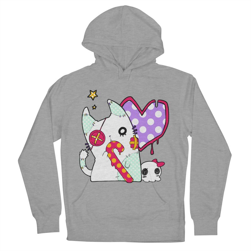 Ghost Cat (Color) Women's Pullover Hoody by Inma's store