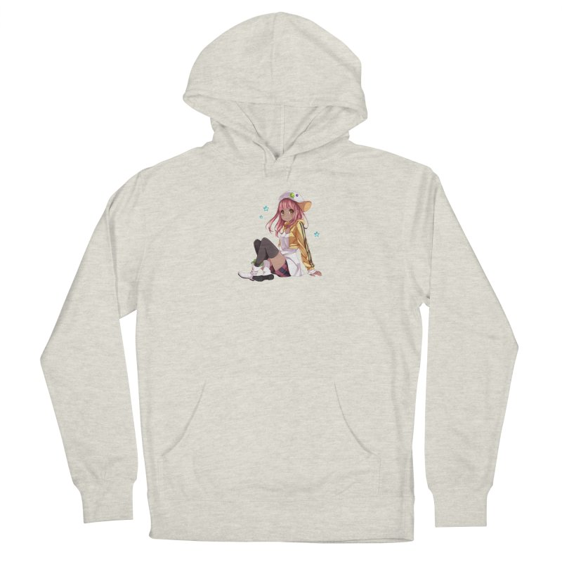 Sweet girl Men's French Terry Pullover Hoody by Inma's store