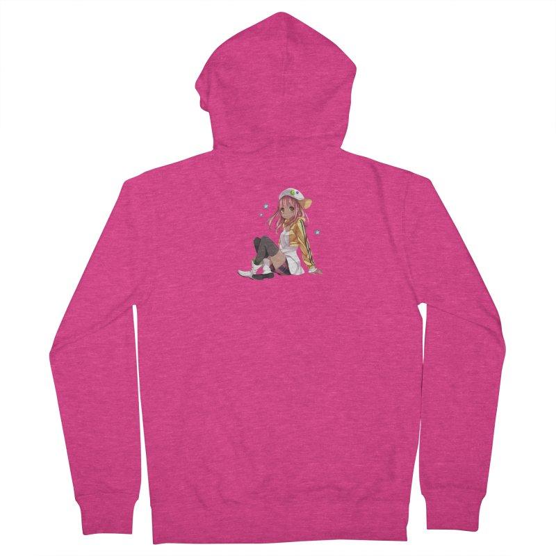 Sweet girl Women's Zip-Up Hoody by Inma's store