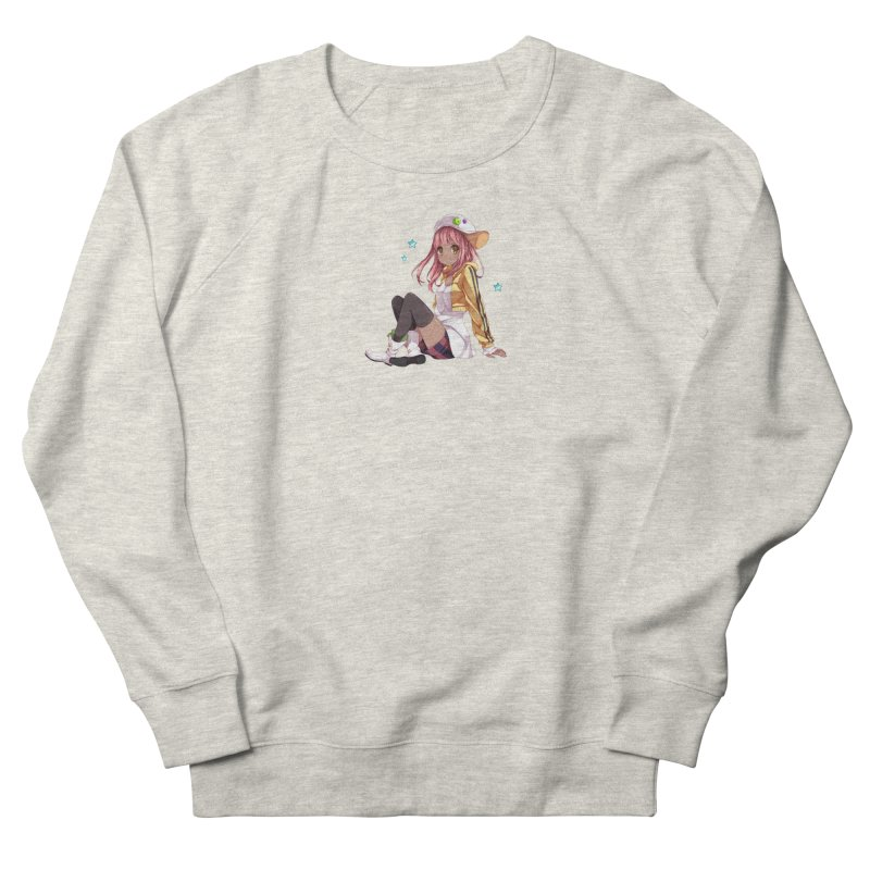 Sweet girl Men's French Terry Sweatshirt by Inma's store