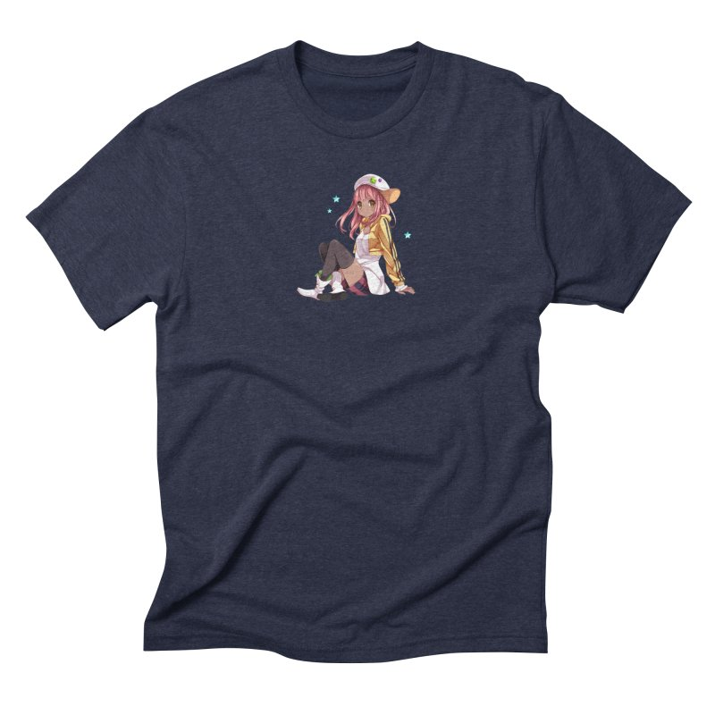 Sweet girl Men's Triblend T-shirt by Inma's store