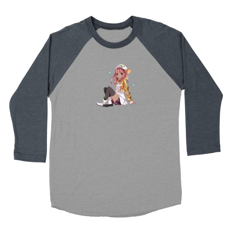 Sweet girl Women's Baseball Triblend T-Shirt by Inma's store