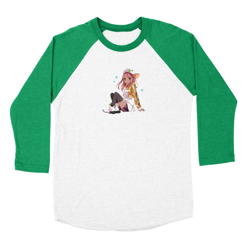Sweet girl Men's Baseball Triblend T-Shirt by Inma's store