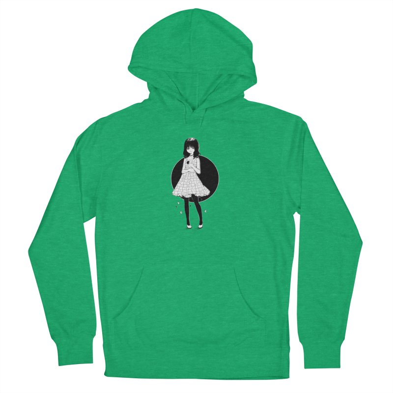 Puzzle girl Women's Pullover Hoody by Inma's store