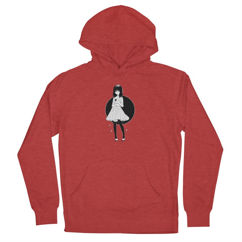 Puzzle girl Women's French Terry Pullover Hoody by Inma's store