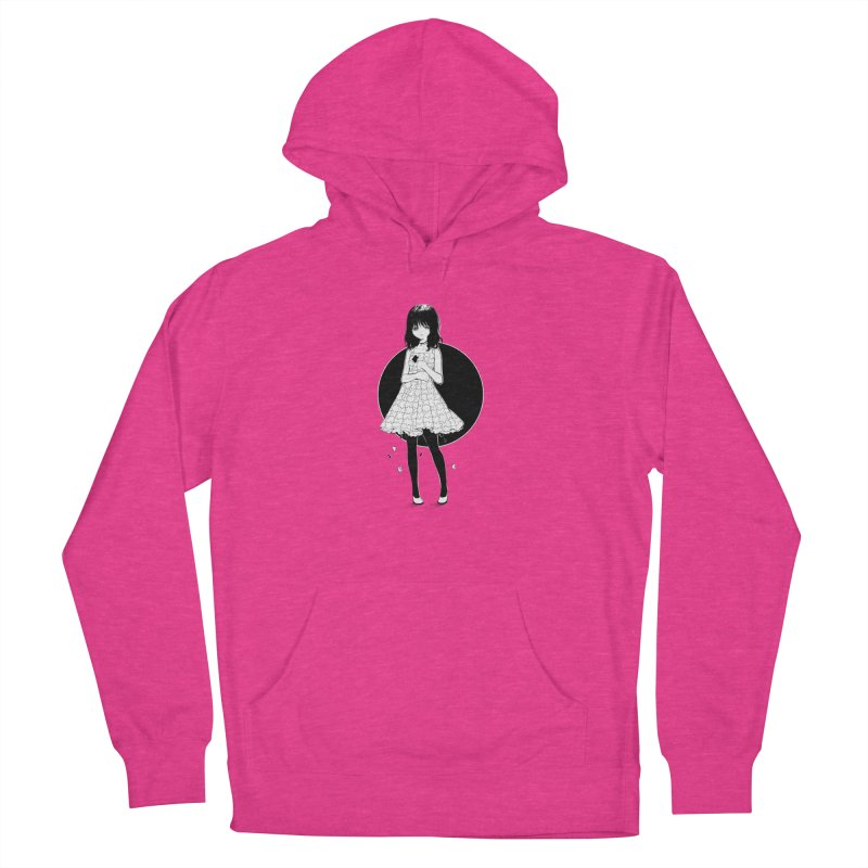 Puzzle girl Men's Pullover Hoody by Inma's store