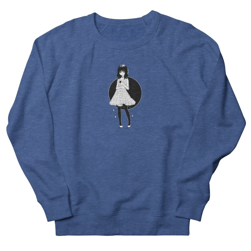 Puzzle girl Women's French Terry Sweatshirt by Inma's store