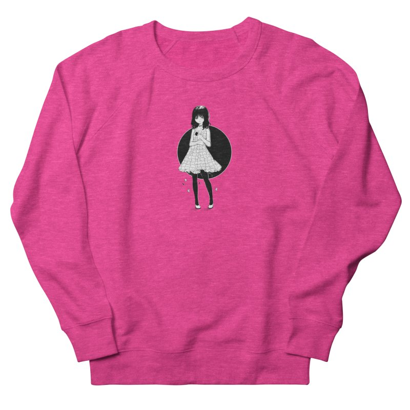 Puzzle girl Men's French Terry Sweatshirt by Inma's store