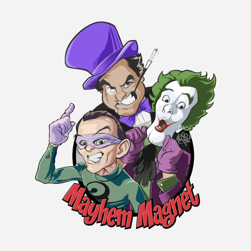 Mayhem Magnet by inna2nd's Artist Shop
