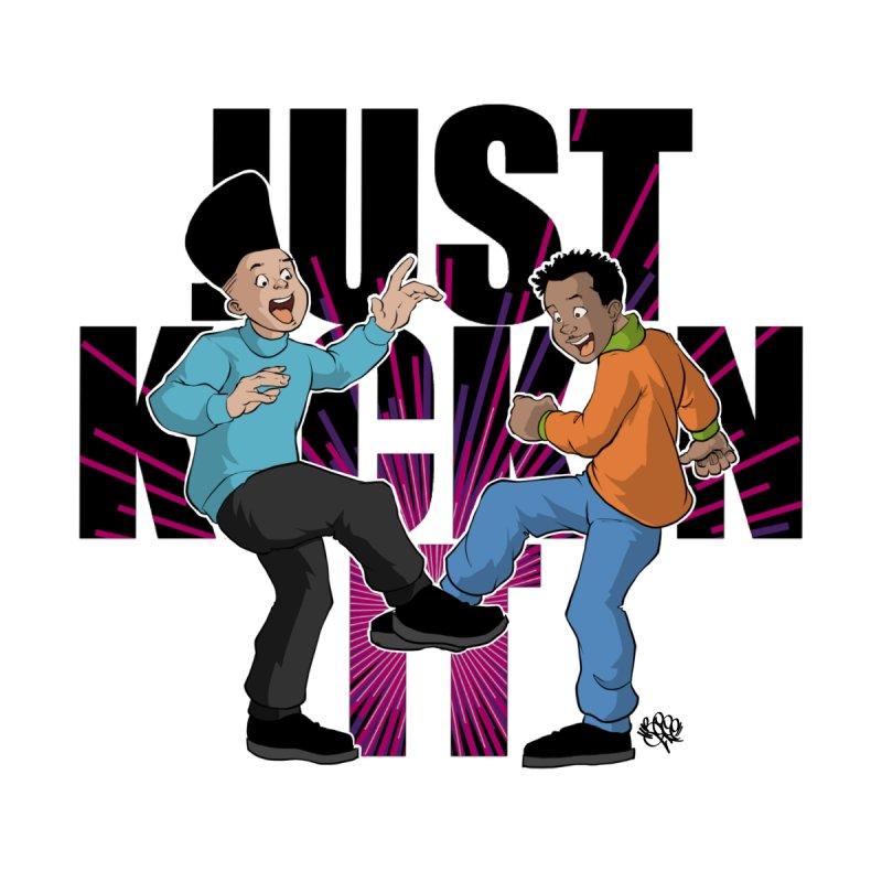 Just Kickin It by inna2nd's Artist Shop