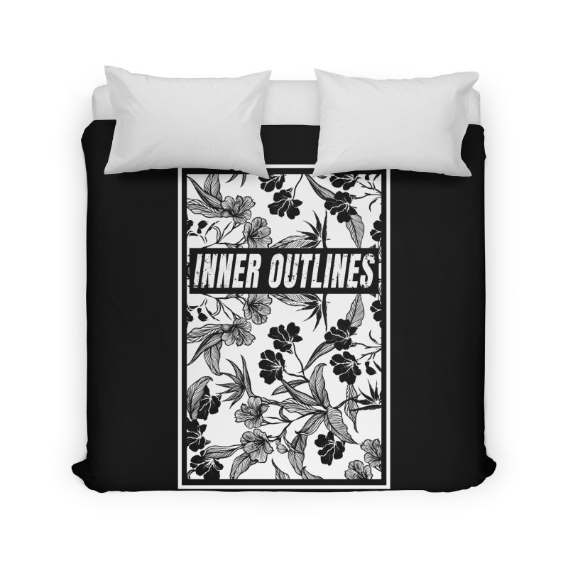 Beauty Home Duvet by Inner Outlines Artist Shop