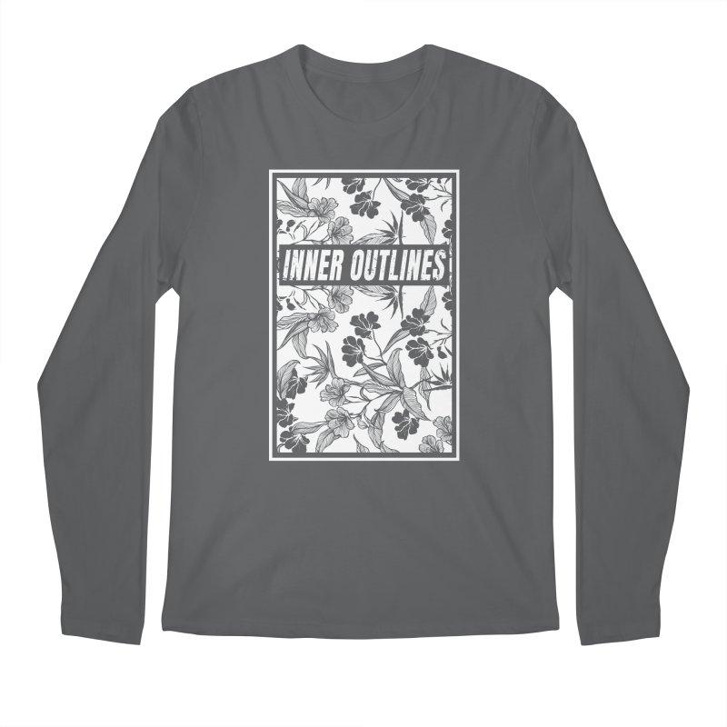 Beauty Men's Longsleeve T-Shirt by Inner Outlines Artist Shop