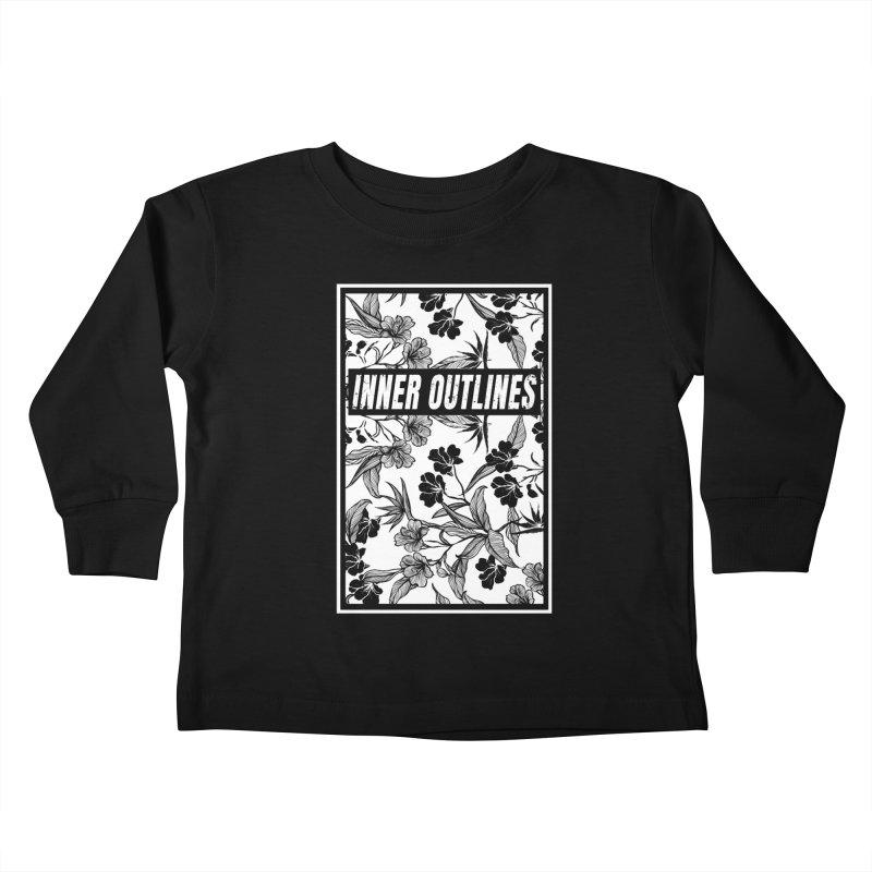 Beauty Kids Toddler Longsleeve T-Shirt by Inner Outlines Artist Shop