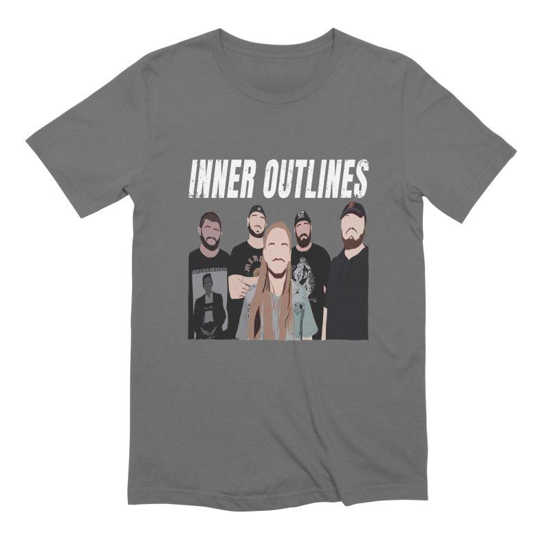 Men's None by Inner Outlines Artist Shop