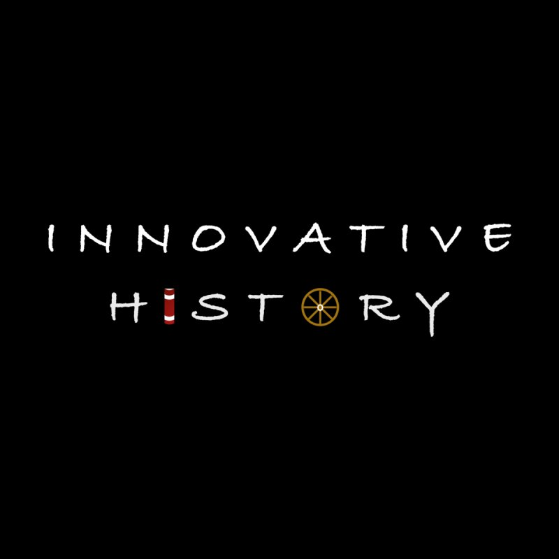 Innovative History Logo Women's V-Neck by innovativehistory's Artist Shop