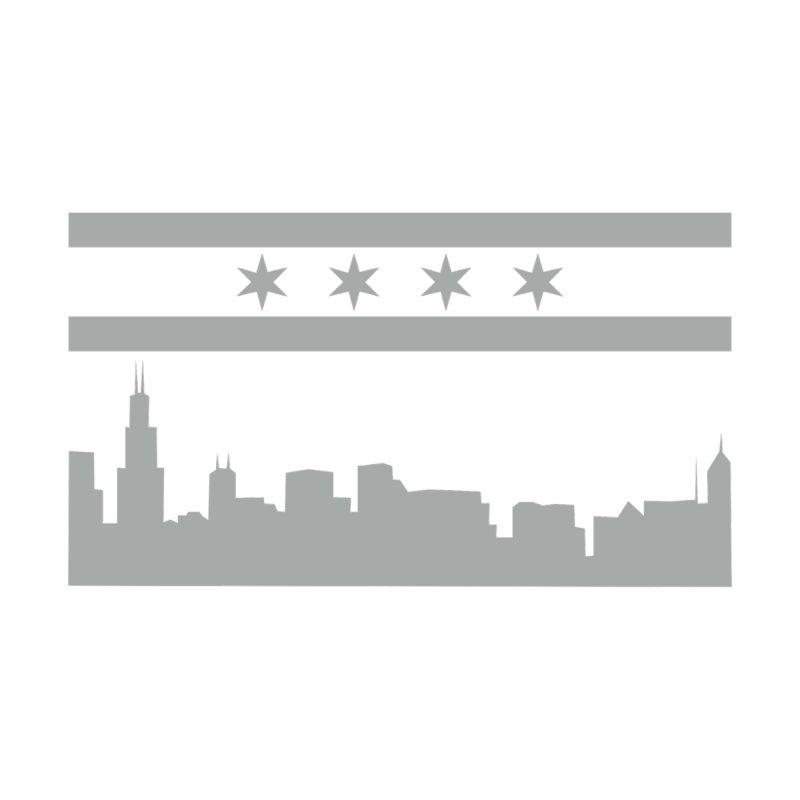 Chicago Skyline Women's T-Shirt by innovativehistory's Artist Shop