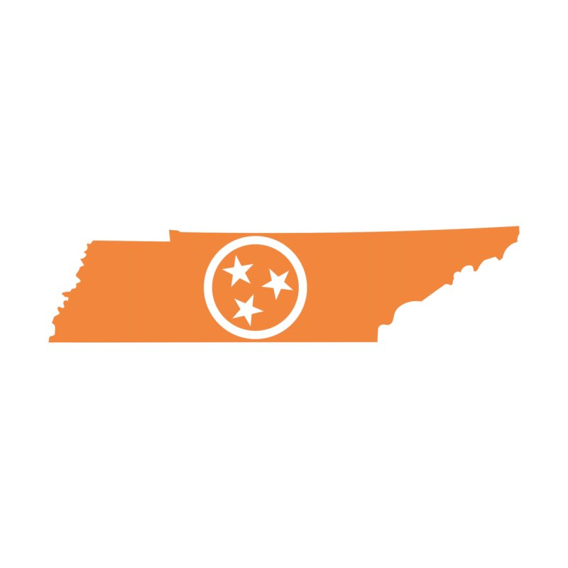 UT the State of Tennessee Flag by innovativehistory's Artist Shop