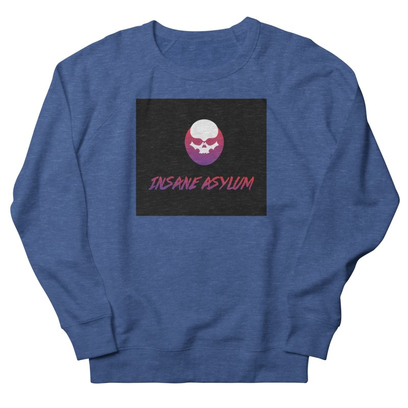 insane asylum Men's Sweatshirt by insaneasylumpodcast's Artist Shop
