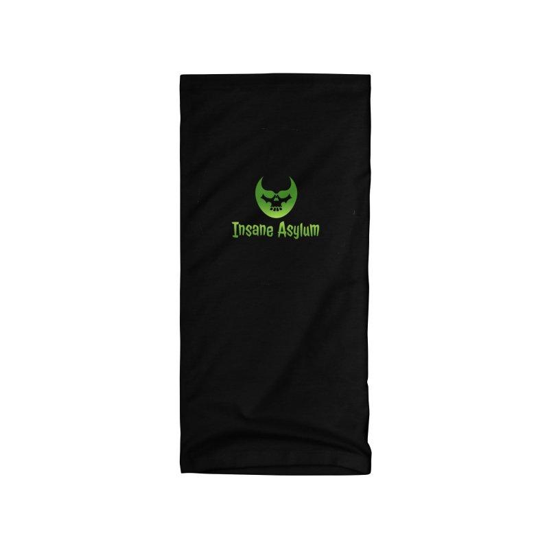 Insane Green Accessories Neck Gaiter by insaneasylumpodcast's Artist Shop