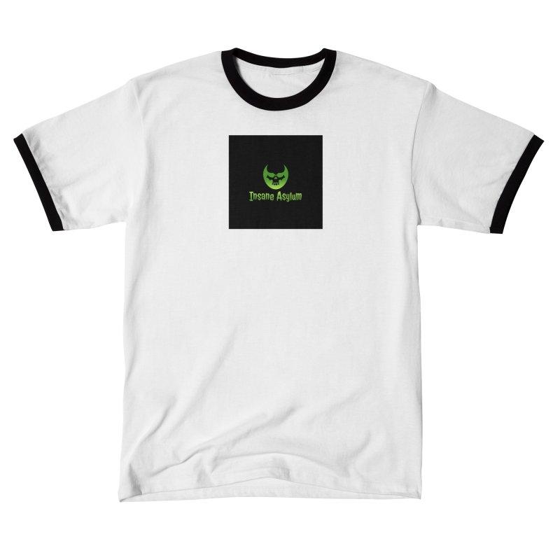 Insane Green Women's T-Shirt by insaneasylumpodcast's Artist Shop
