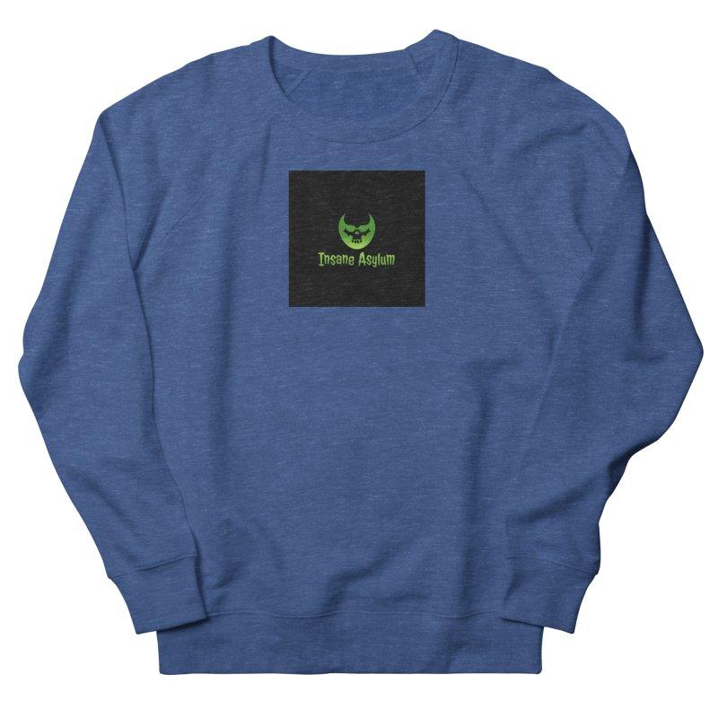 Insane Green Men's Sweatshirt by insaneasylumpodcast's Artist Shop