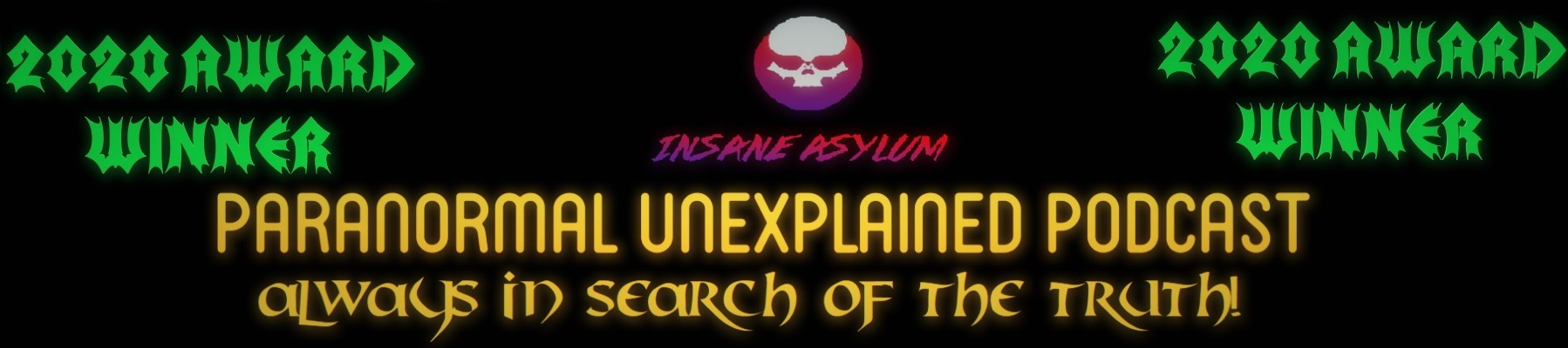 insaneasylumpodcast Cover